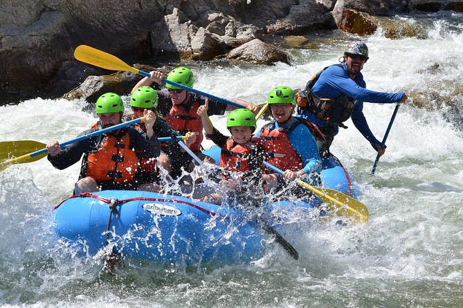 Brown's Canyon National Monument - Half Day Rafting Adventure