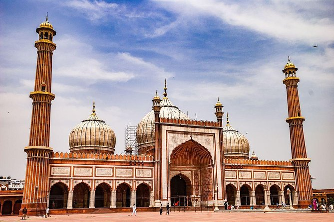All Inclusive: Old and New Delhi City Tour
