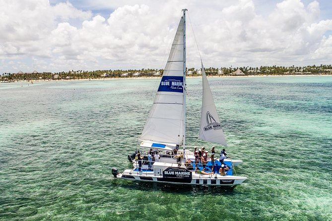 Passeio de catamarã em Punta Cana