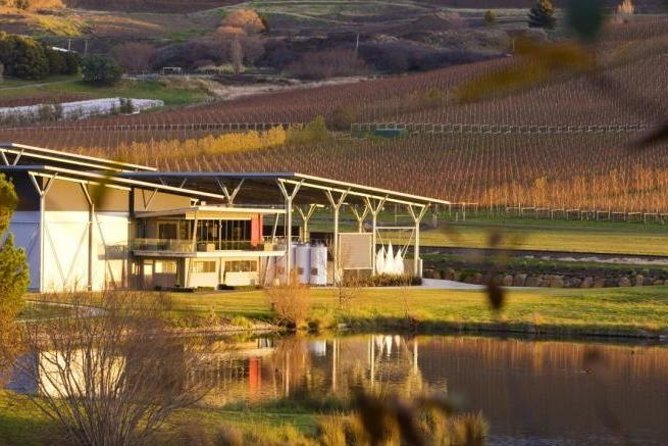 Josef Chromy Wines Winery Tour Including Tasting and Lunch