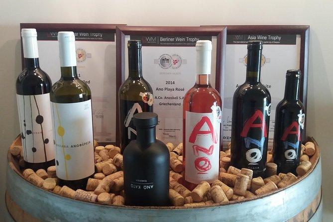 Wine & Olive Oil Tastings - Semi Private Safari Tour with Lunch