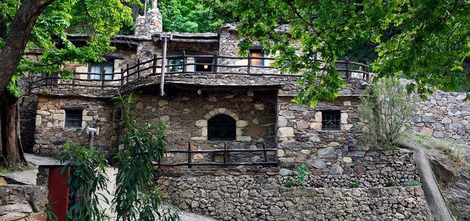 Milia Mountain Retreat - Semi Private Safari Tour with Tastings and Lunch