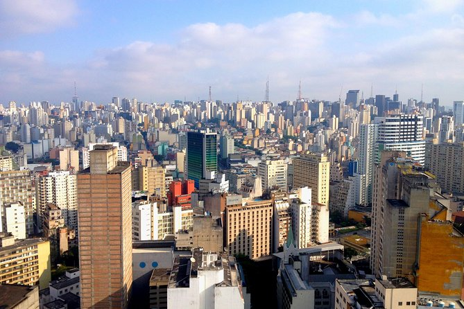 Private 6-Hour City Tour of São Paulo
