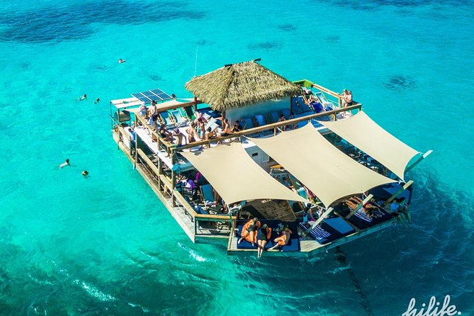 Fiji: Day Trip to Cloud 9 Floating Platform Including Food and Beverages