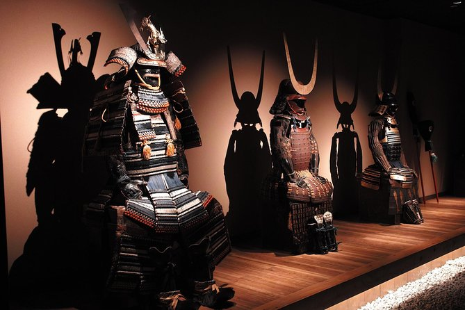 General Admission Tickets to Samurai Museum