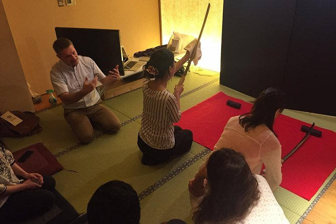 Japanese sword course