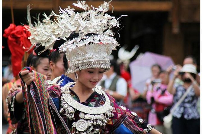 2-Day Private Guizhou Kaili Ethnic Minority Cultural Tour from Guiyang with Accommodation