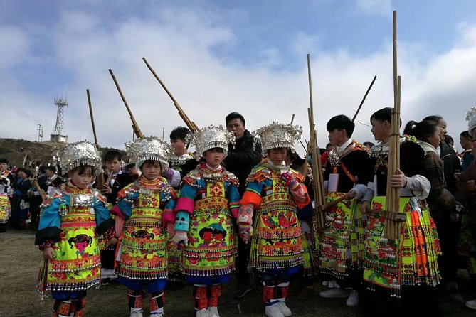 3-Day Private Guizhou Ethnic Minority Discovering Tour from Guiyang with Accommodation