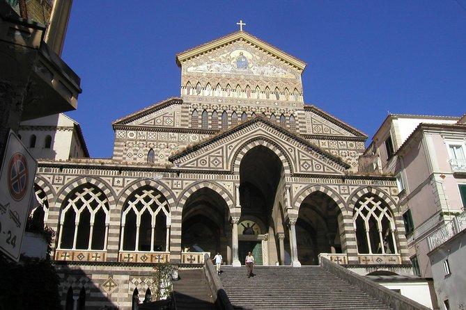 Pompeya y Costa de Amalfi - Tour COMPARTIDO