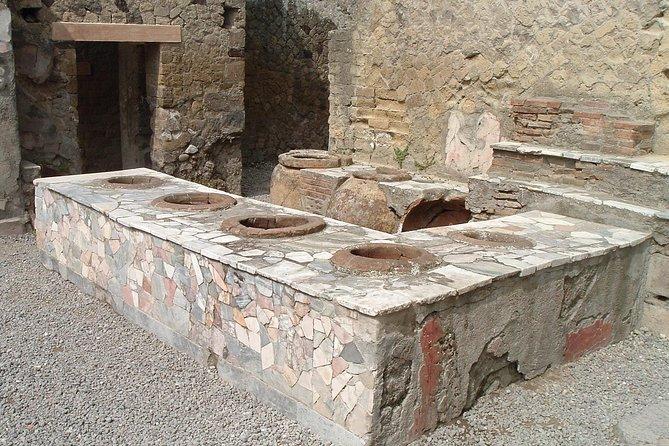 Herculaneum and Pompeii Private Tour