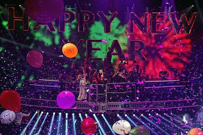 Coco Bongo Cancun New Year's Eve 2022