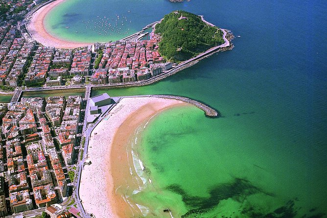 Biarritz, Saint Jean De Luz, Hondarribia And San Sebastian