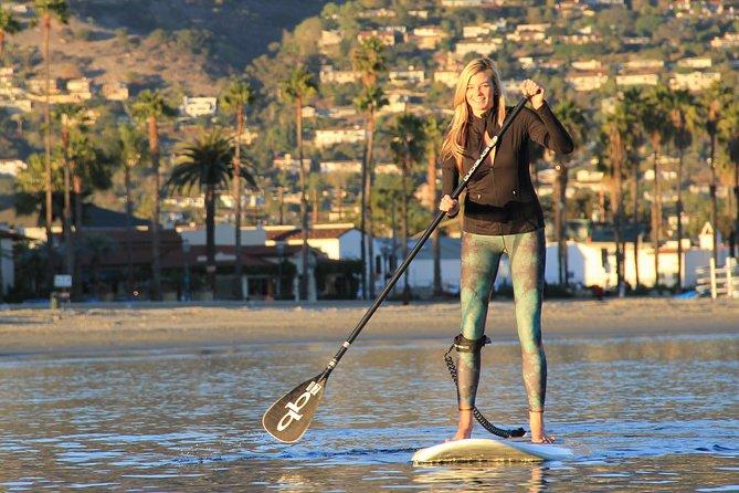 Santa Barbara Stand-Up Paddle Board Rental