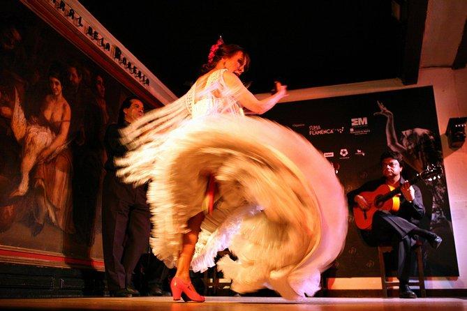 Flamenco Show at Corral de la Morería in Madrid