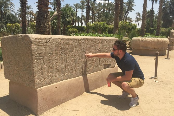 Private Half Day Tour to Dahshur and Memphis