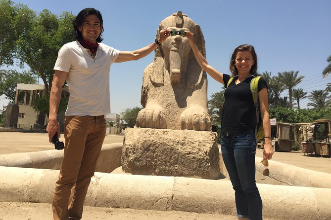 Memphis City and Dahshur Half Day Guided Tour