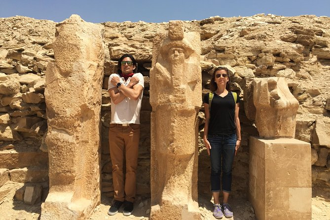 Half Day Tour to Memphis and Sakkara with Lunch