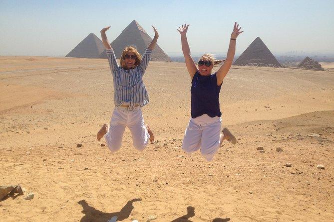 Full Day Tour to Pyramids of Giza & Memphis