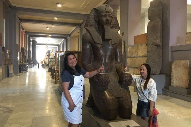 Egypt day Tour to Egyptian Museum and Old Cairo