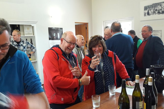 Experiencia del vino Martinborough