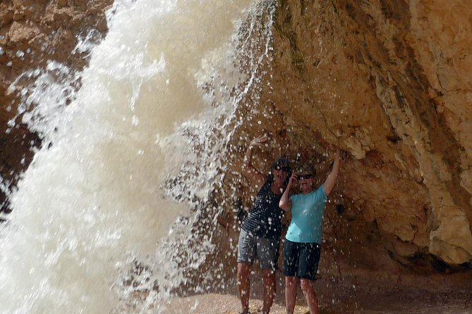 Enjoy the waterfalls in Bryce Canyon