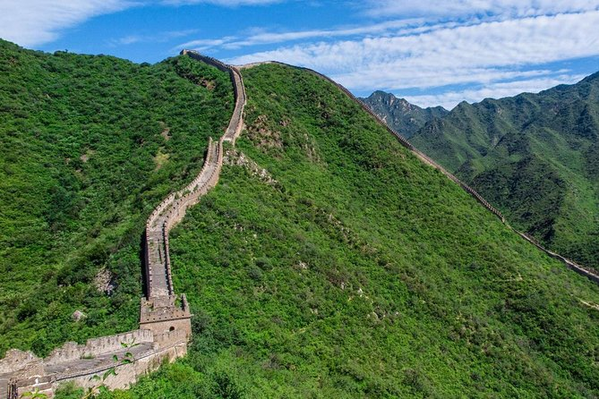 Beijing Mutianyu Great Wall And Ming Tomb Full-Day Group Tour