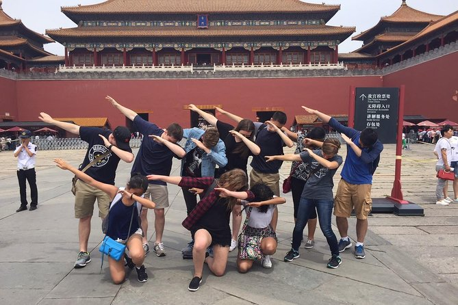 Beijing City Highlights: Full-Day Group Tour Including Lunch