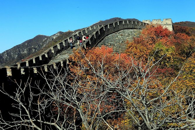 Private Day Tour Of Beijing : Mutianyu Great Wall And Summer Palace