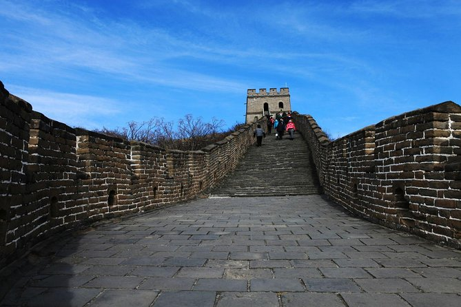 Private Beijing Day Tour Including Mutianyu Great Wall And Ming tomb