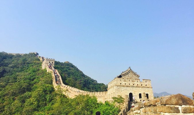 Private Beijing Mutianyu Great Wall Tour