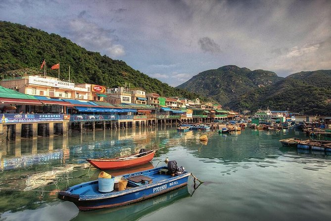 Private Day Tour Of Hong Kong: Lamma Island Including Lunch