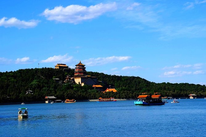 Beijing Private Tour With Summer palalce,Peking Duck Lunch And Hutong