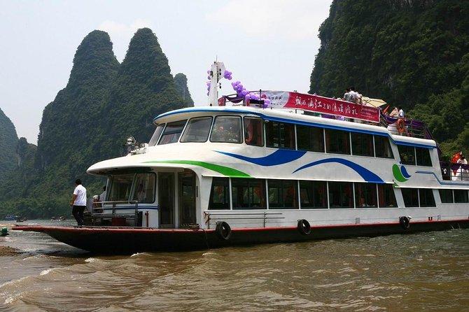 Excursão Privativa de 2 dias em Guilin, incluindo almoço