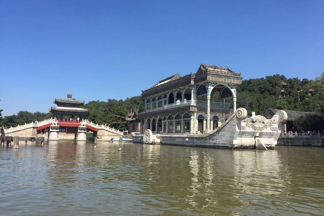 Private Half Day Package Tour With Summer Palace Including Peking duck Lunch