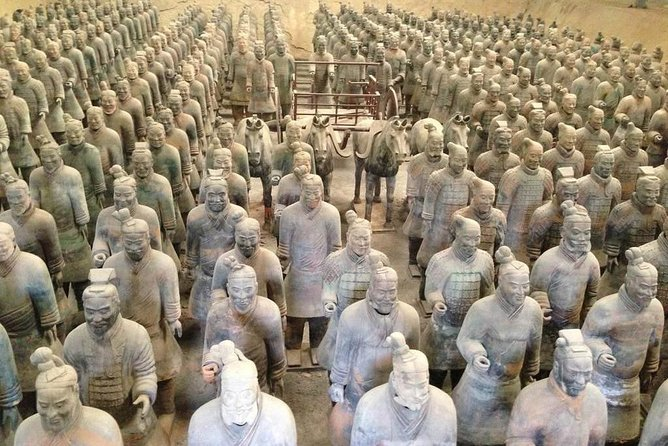 Private 2-Day Xi'an Tour From Your Beijing's hotel Including Transfer Service