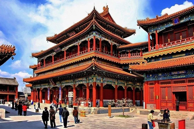 Beijing Private Day Tour Of Lama temple And Summer Palace
