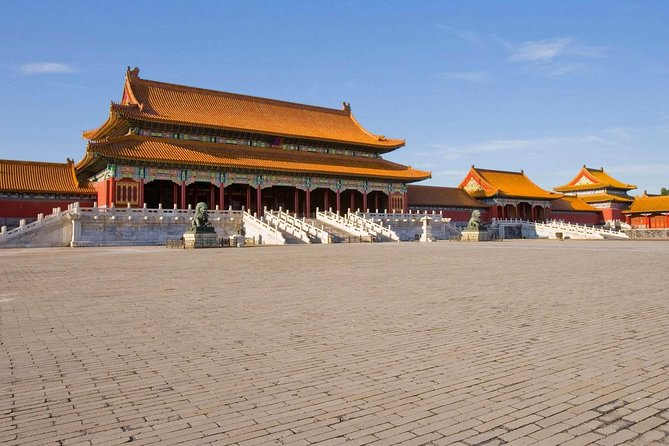 Forbidden City and Summer Palace Day Tour from TianJin Intl Cruise Home Port photo 4