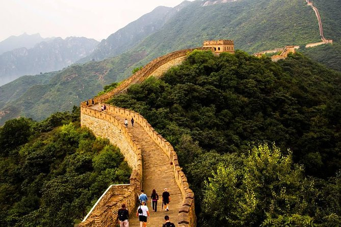 Private Beijing Mutianyu Great wall Tour Including Peking Duck Dinner