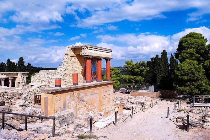 Knossos Palace - Guided Tour