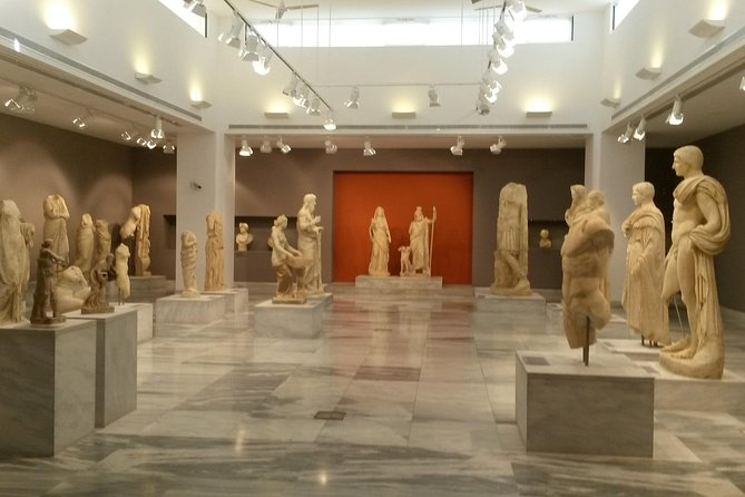 Heraklion arkeologiska museum Skip-the-Line entrébiljett