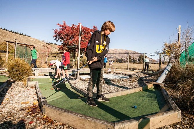 Mini Putt Crossfire Wanaka