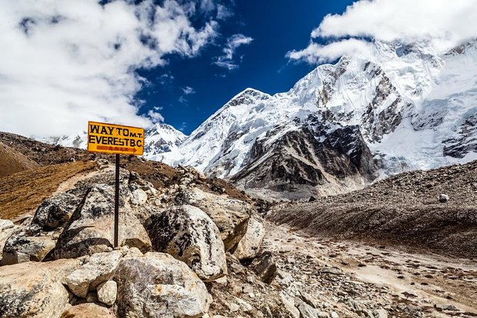 Experience of Everest Base Camp Trek with 5 star accommodation in Kathmandu