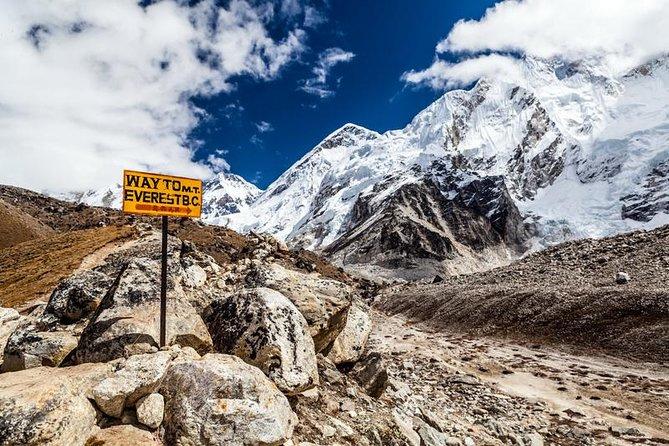 Everest Base Camp Trek: A Lifetime Adventure
