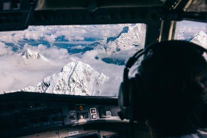 Rundflug über den Himalaya mit dem Mt. Everest von Kathmandu aus