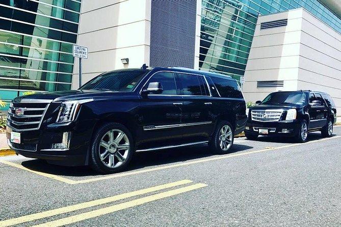 SUV Luxury Transportation in San Juan