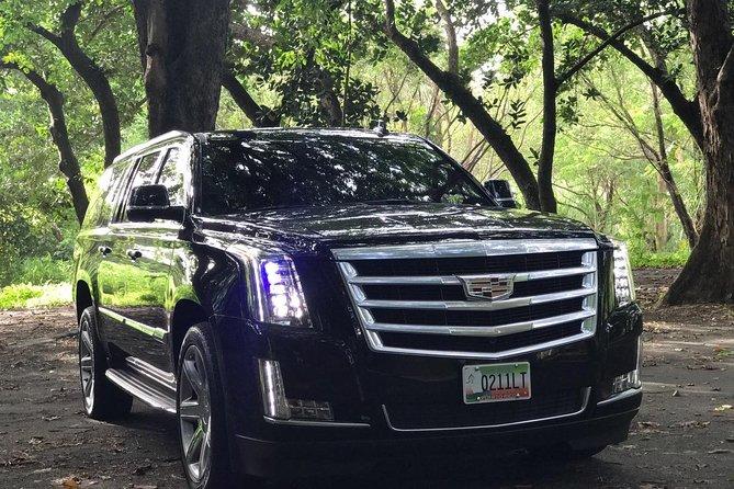 SUV Luxury Transportation from San Juan to Dorado hotel area