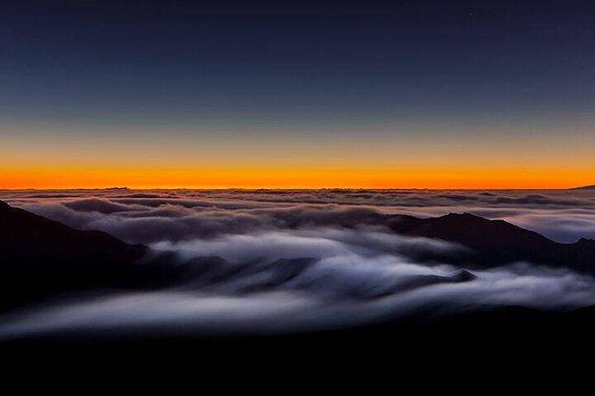 Haleakala National Park Sunrise plus Zipline tour