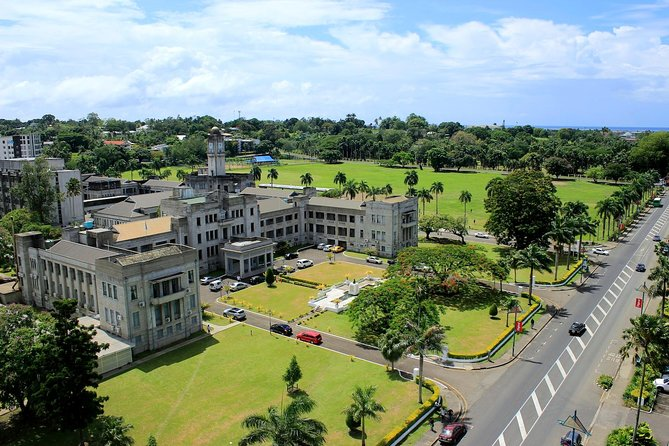 Suva Historical Tour including Fiji Museum Admission Ticket