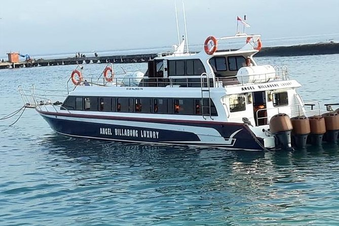 Fast Boat Ticket between Sanur beach Bali and Nusa Penida
