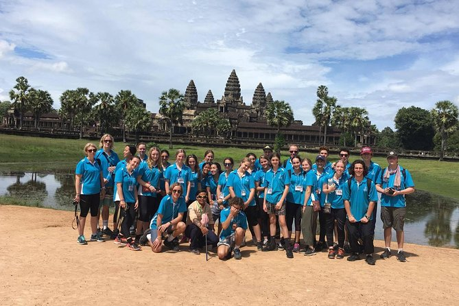 5Days the Angkor Discovery Bike Siem Reap, Cambodia